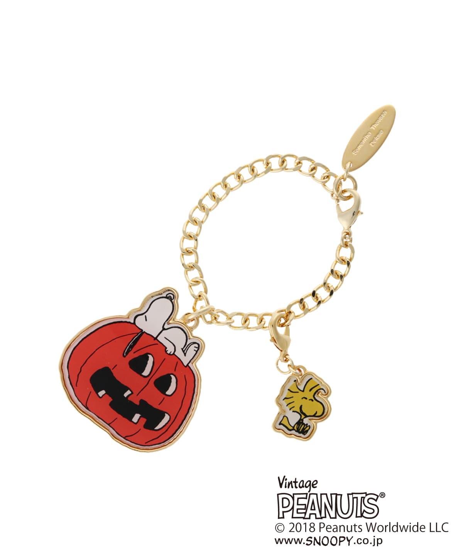 スヌーピーチャームかぼちゃスヌーピー