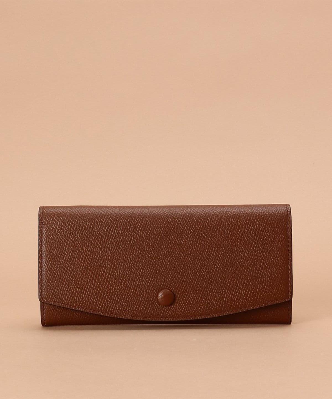 シンプル 長財布