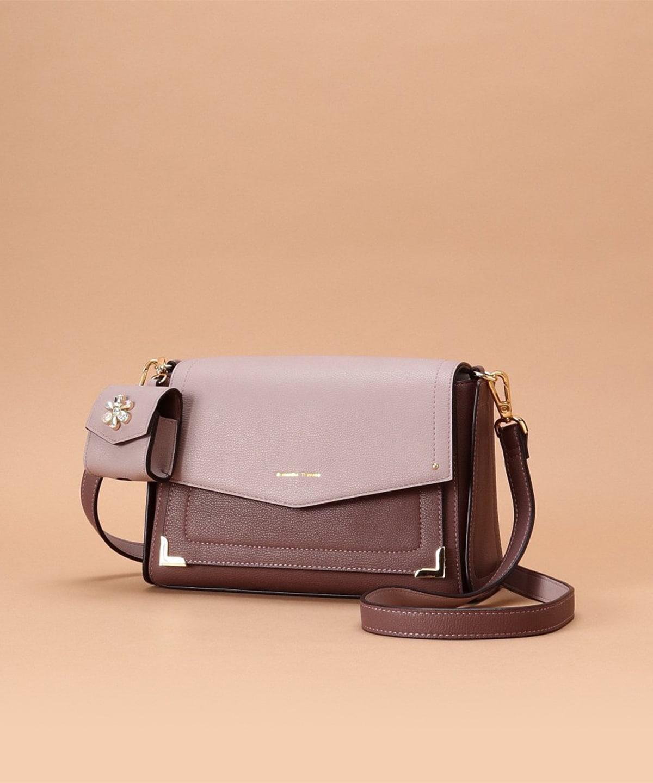 お財布付きショルダーバッグ