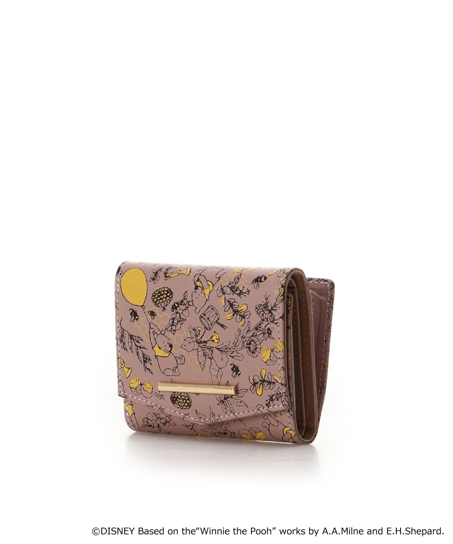 くまのプーさんコレクション 三つ折り財布
