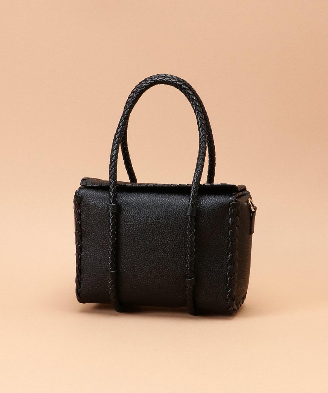 かがりデザインボックスバッグ