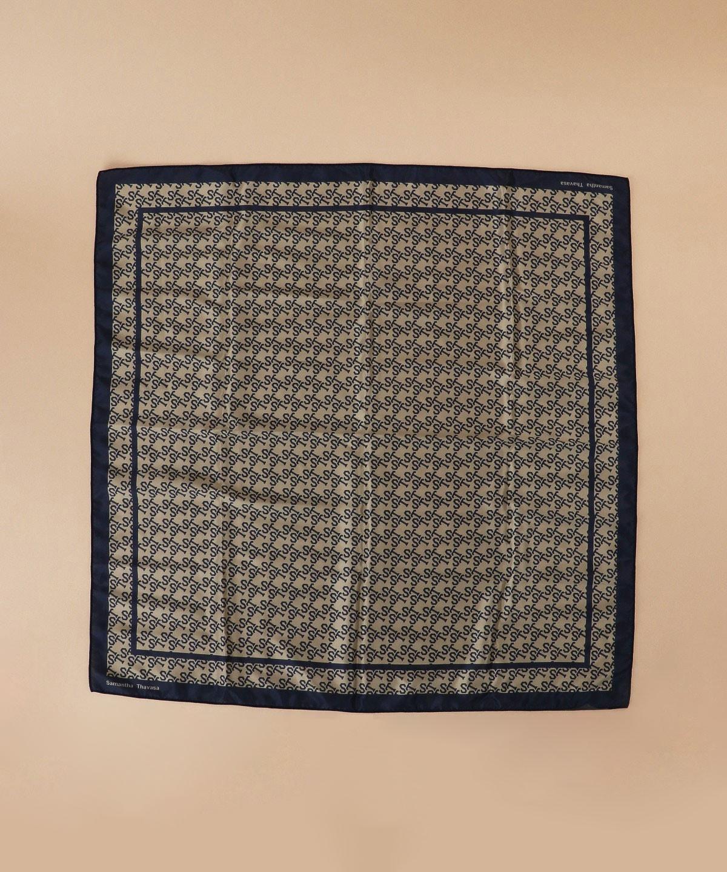ST Jacquard スカーフ