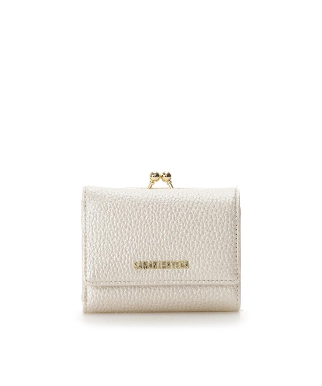 シンプルロゴ 折財布