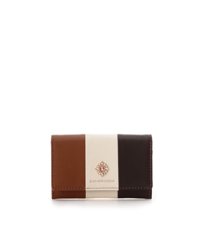 ショコラ風カードケース