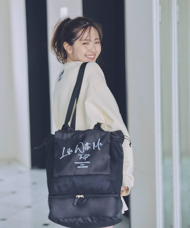 鈴木愛理×サマンサベガ ショッピングバッグ
