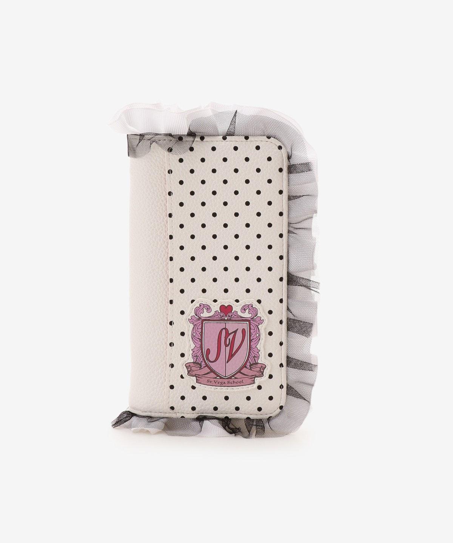 フリルドットiPhone12ケース