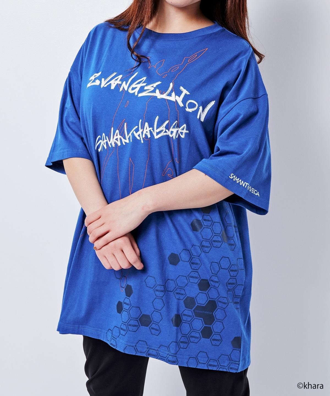 エヴァンゲリオン×サマンサベガ Tシャツ(Mark.06モデル)