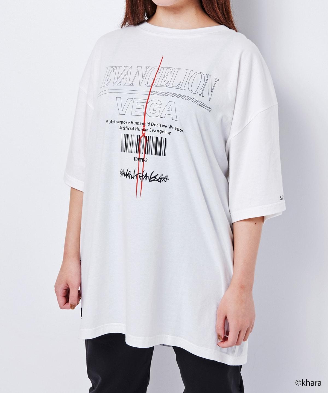 エヴァンゲリオン×サマンサベガ Tシャツ(NERVモデル)