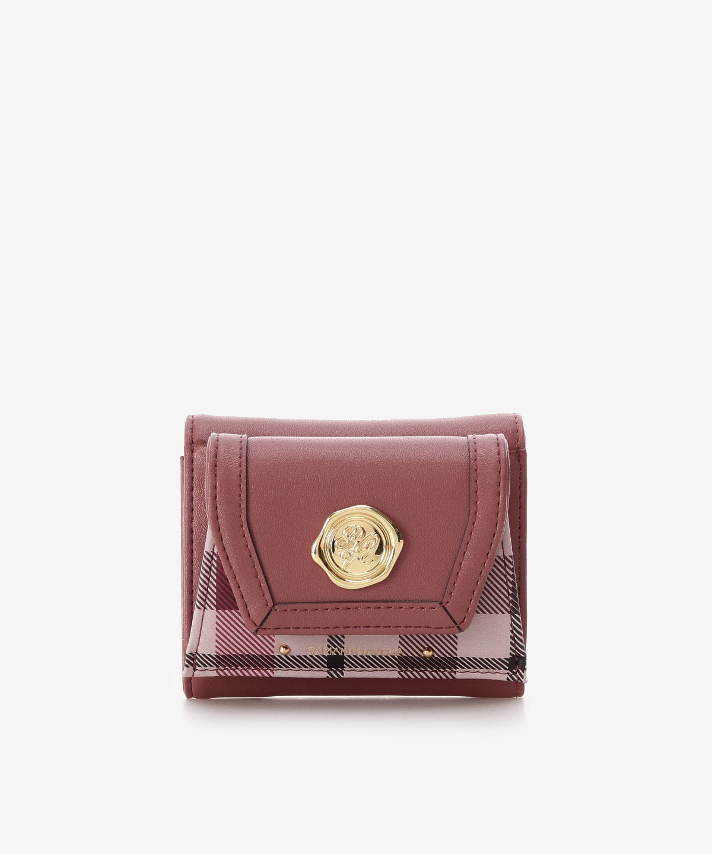 シーリングスタンプ折財布