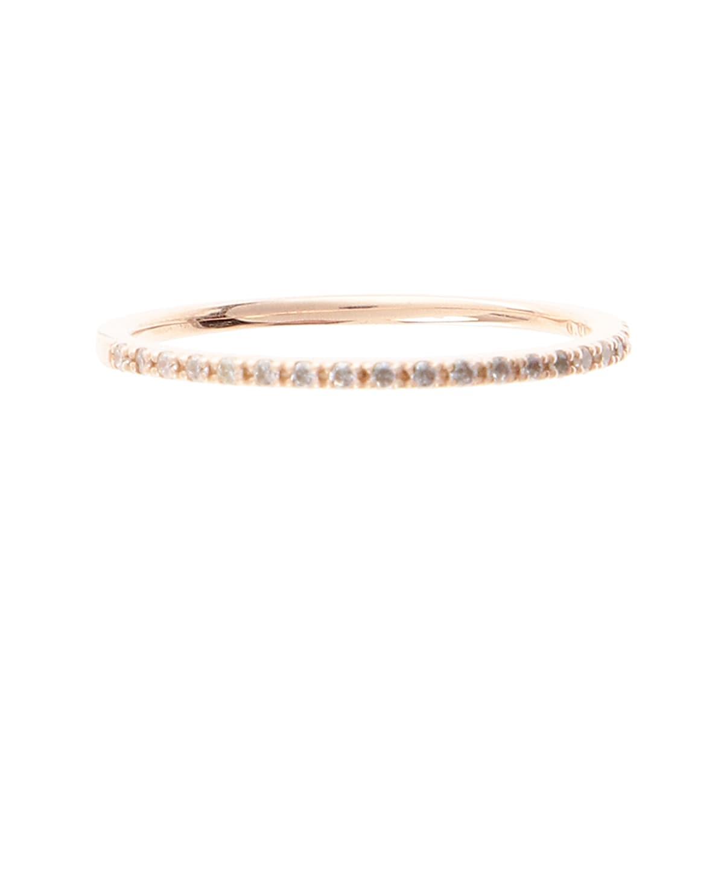 tiara ring(ハーフエタニティ)