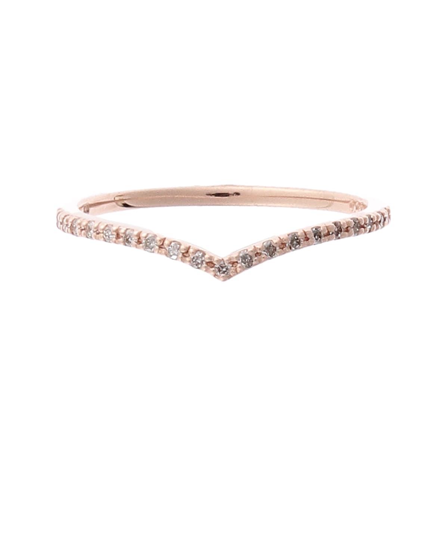 tiara ring(V字ハーフエタ)