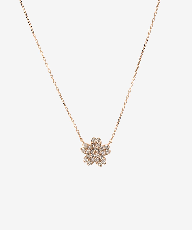 SAKURAダイヤモンドネックレス(小)