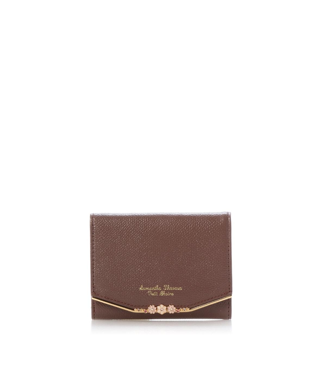 フラワーバー金具シリーズ(折財布)
