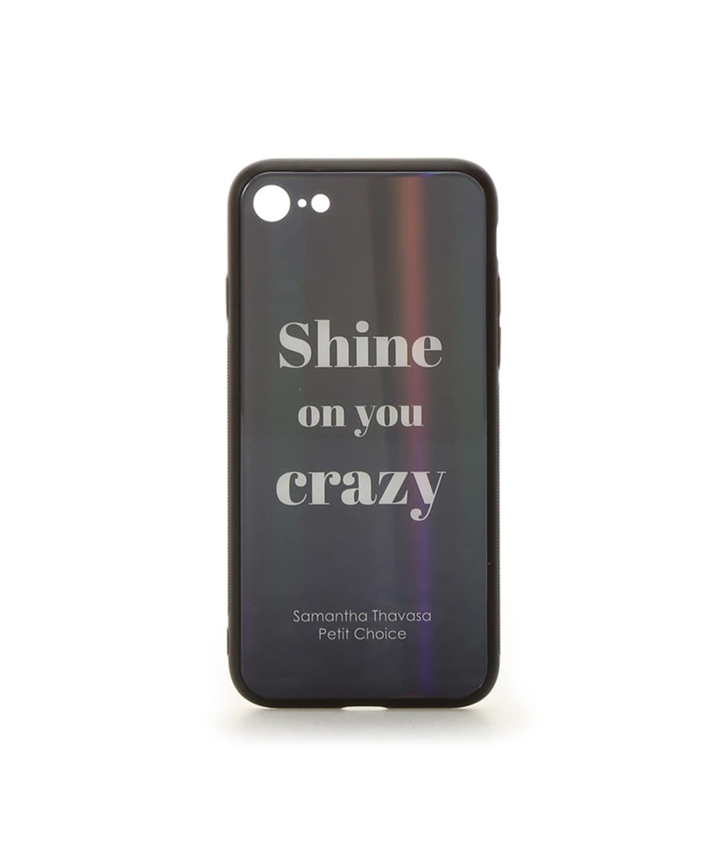 レインボーガラスiphoneケース iphone6-8