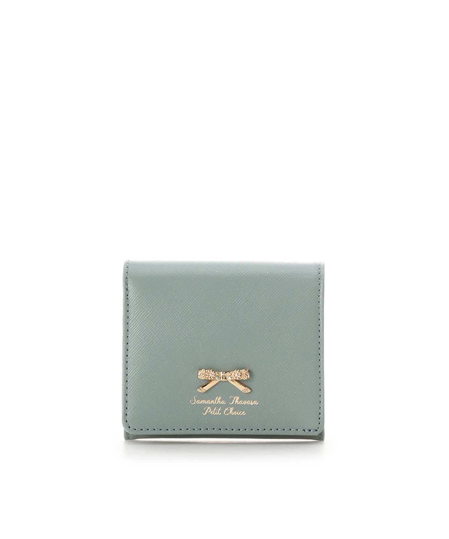 19AWロミー BOX小銭折財布