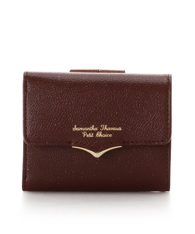 リリアン 口金折財布