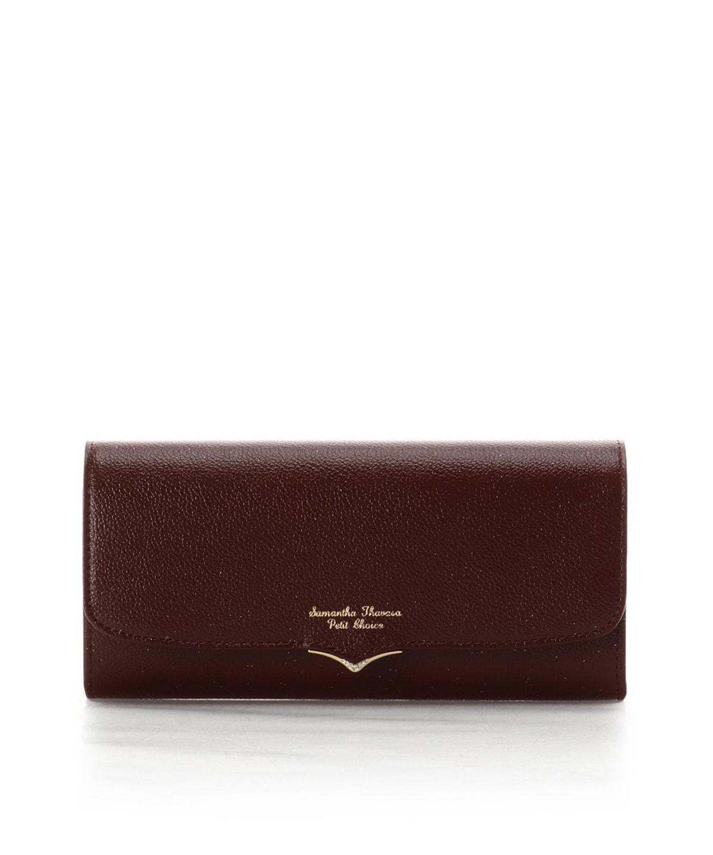 リリアン かぶせ長財布