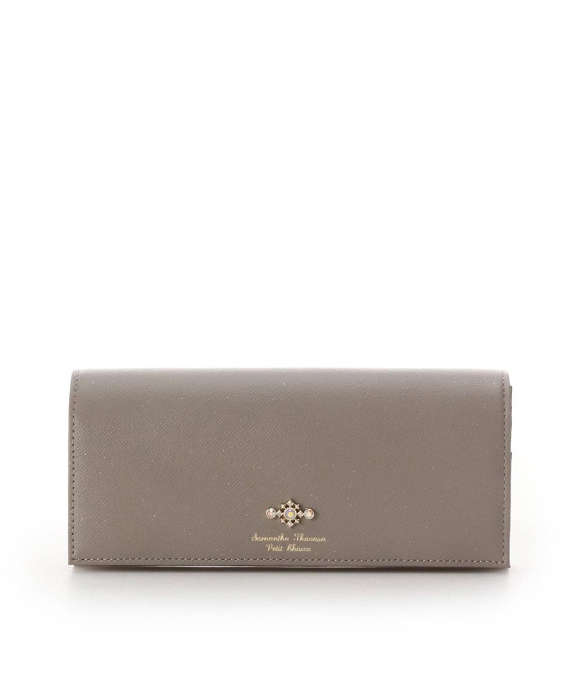 ロシェリエ かぶせ長財布