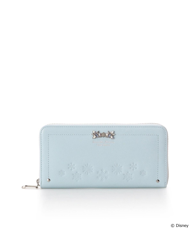 アナと雪の女王2 ラウンド長財布