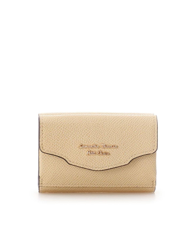 ウェーブフラップミニ財布