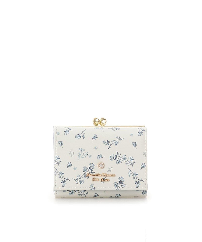 フラワーガーデン 折財布
