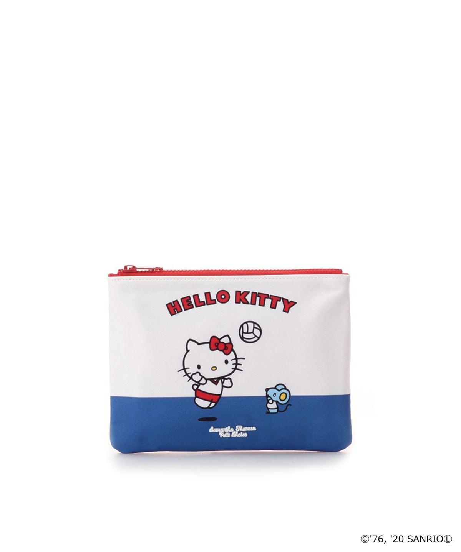 【「HELLO KITTY」コラボ】ポーチ バレーボール