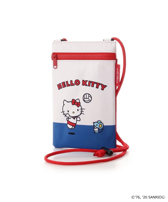 【「HELLO KITTY」コラボ】サコッシュ バレーボール