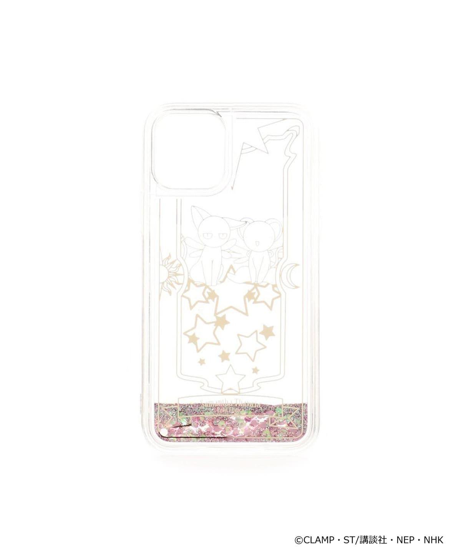 【「カードキャプターさくら」コラボ2020】 さくらカード編 iPhone11proケース