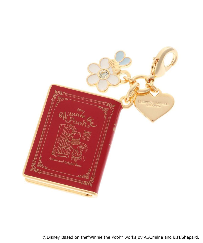 【くまのプーさんコレクション2020】 ファスナーチャーム ブック