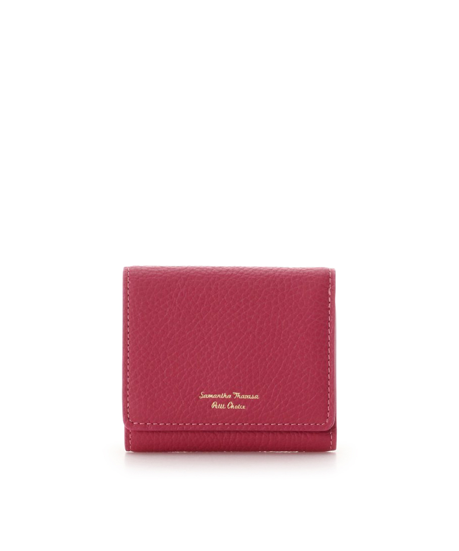 【Italian Leather Series】ミニ折財布
