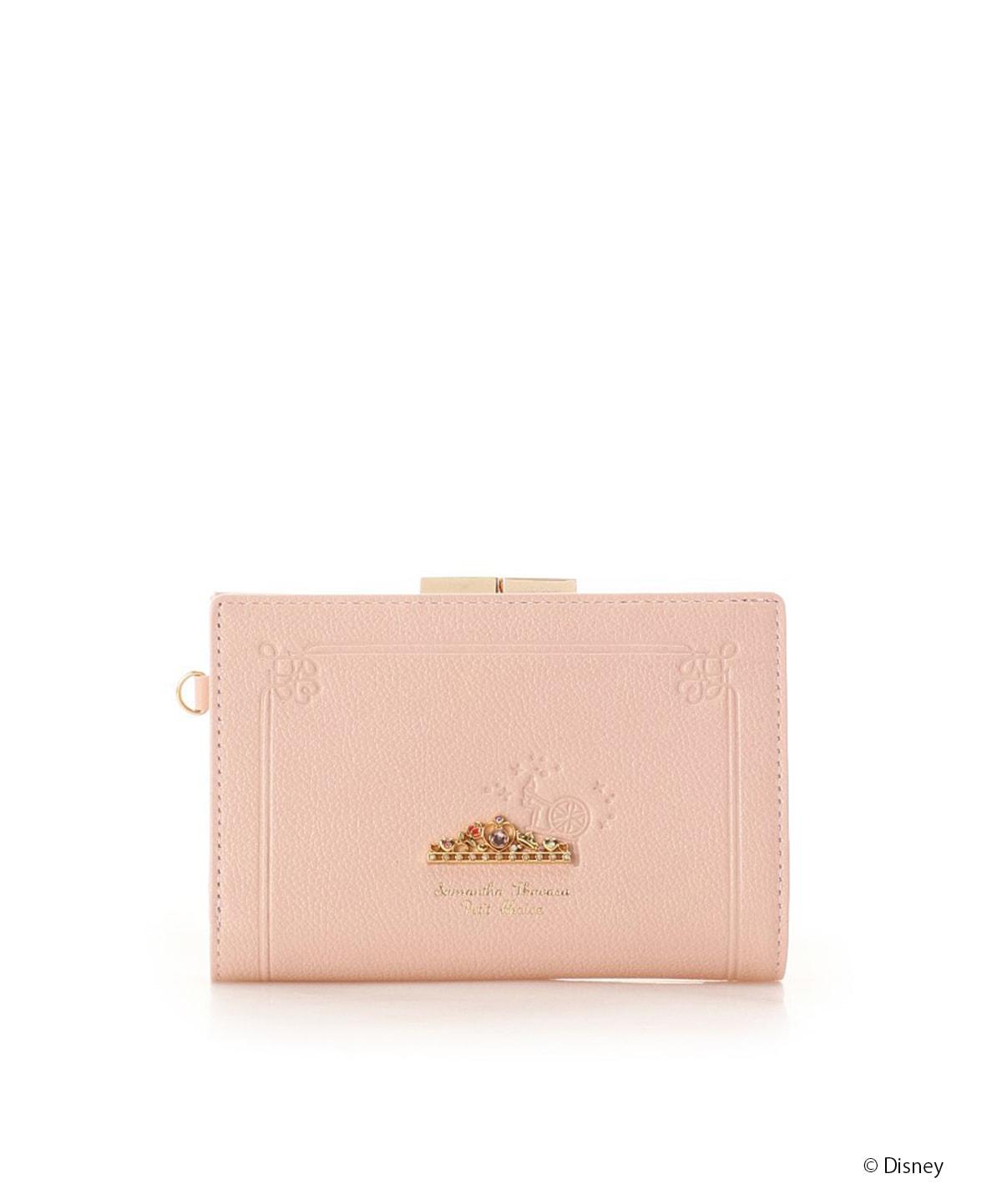 【ディズニーコレクション プリンセスシリーズ】口金中折財布 ジャスミン