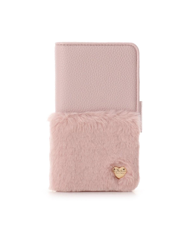 ★iPhone7-8 フェイクファーiPhoneケース
