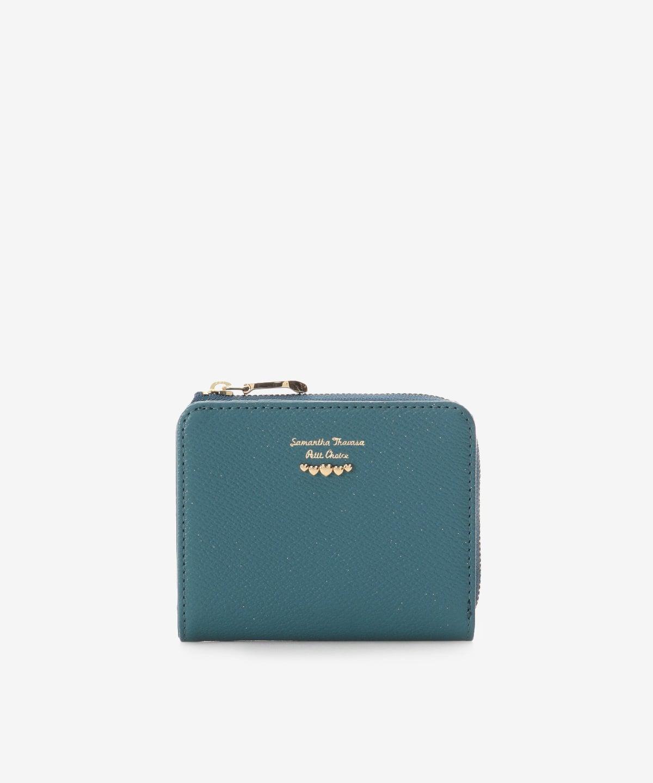 レーンハートモチーフL字ジップ折財布