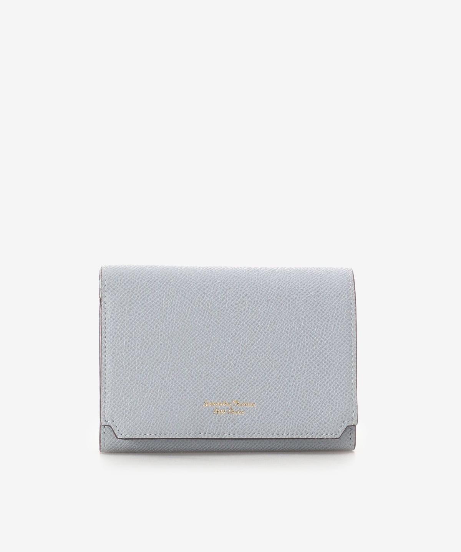 インサイドバイカラー 折財布