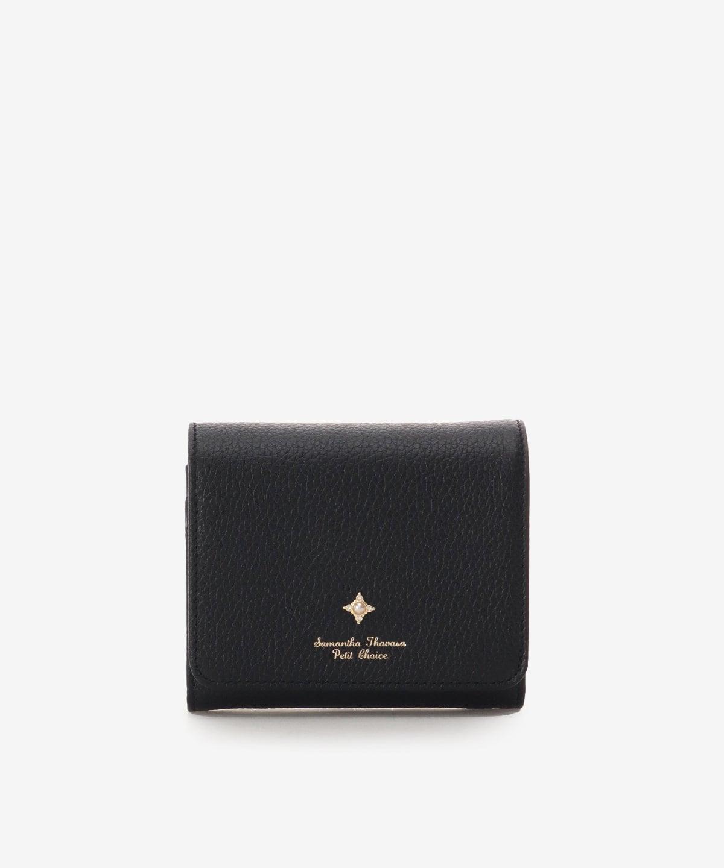 パールジュエリーモチーフ 中折財布