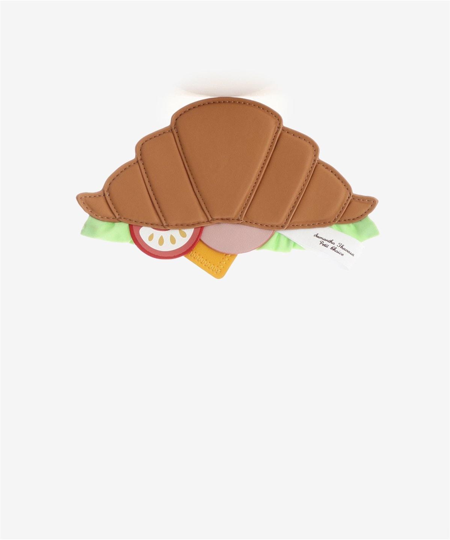 ★サンドイッチモチーフパスケース