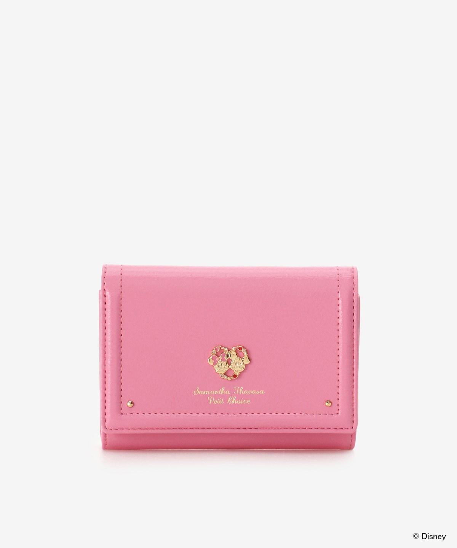 【ミッキー&ミニー コレクション】折財布