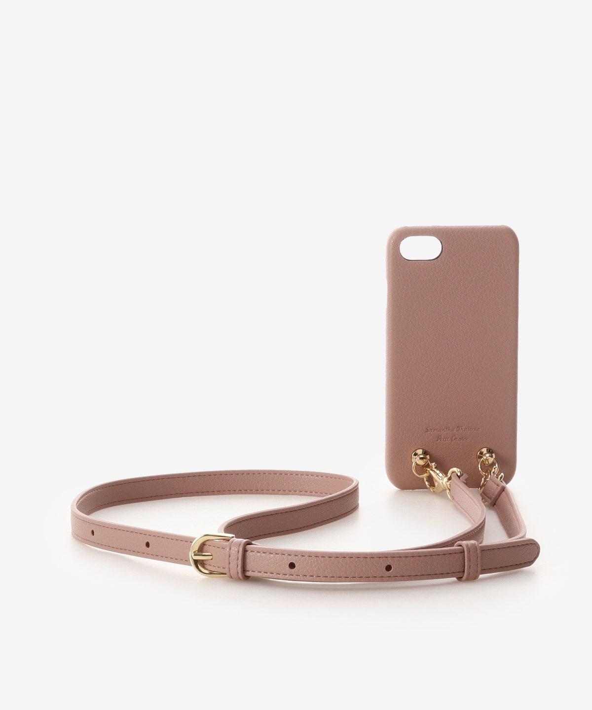 iPhone7-8ケース ショルダーストラップ付