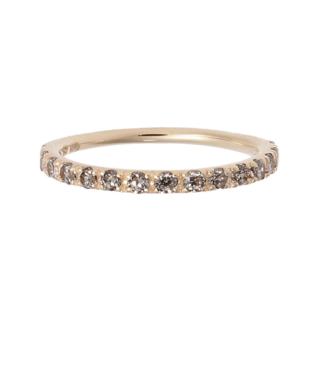 pinky ring(ハーフエタニティ)
