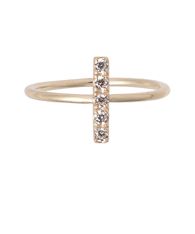 pinky ring(I字)