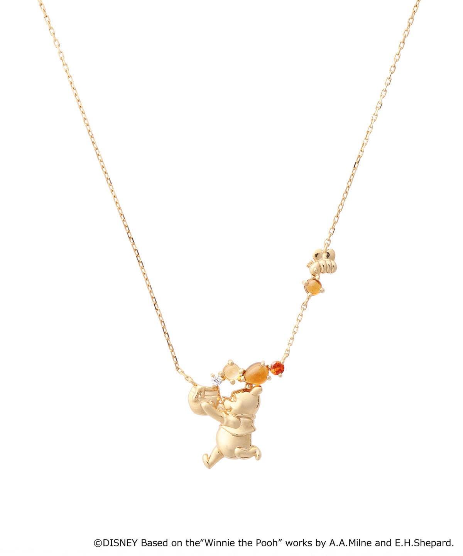 ディズニー「Winnie the Pooh」コレクション ネックレス