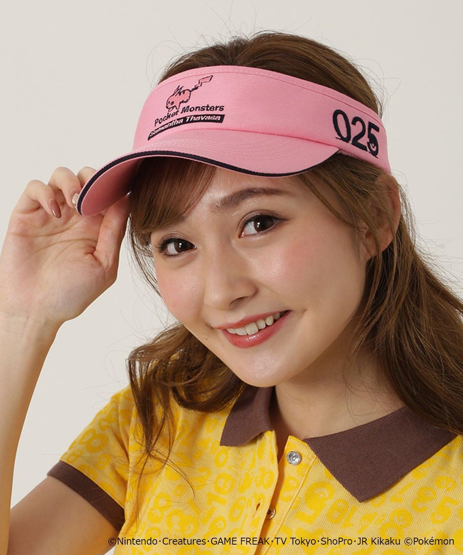 【ピカチュウ ナンバーシリーズ】バイザー