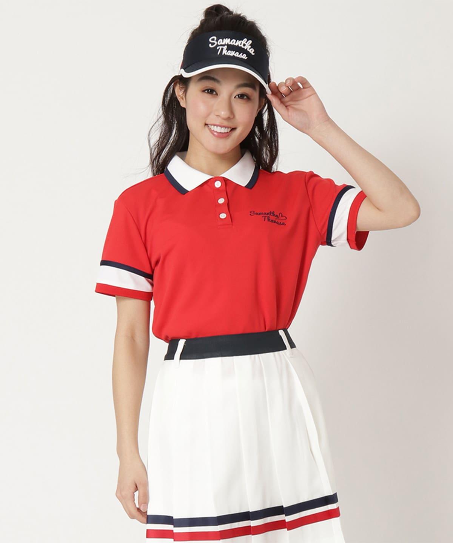 トリコラインポロシャツ