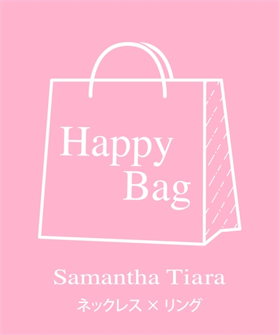 【Happy Bag】ネックレス×リング