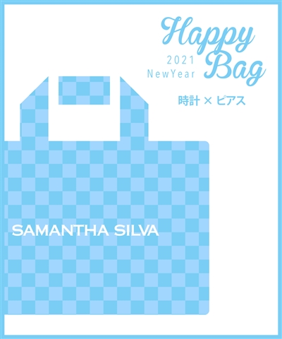 【Happy Bag】SAMANTHA SILVA時計×ピアス