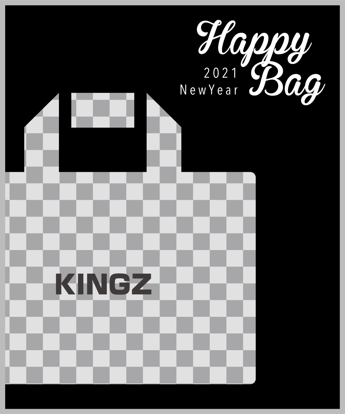 【2021 HAPPY BAG】KINGZ(3万円)