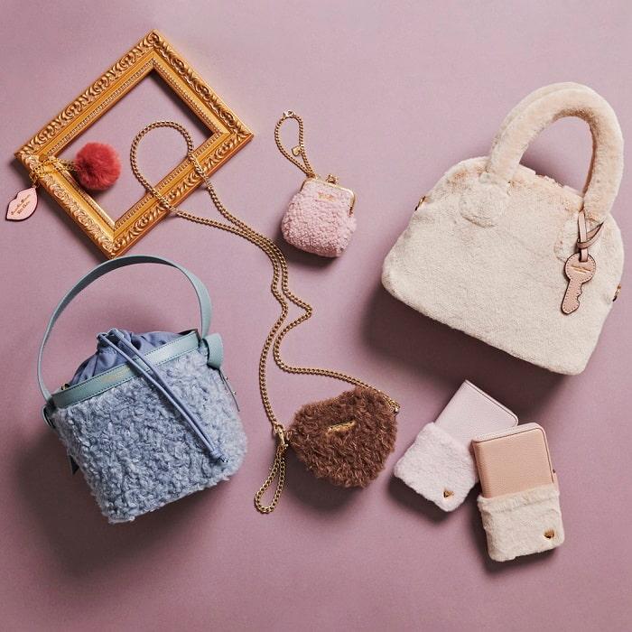 Fluffy Fur Material